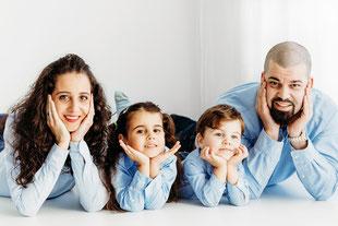 Familien Fotografie, Familyshooting