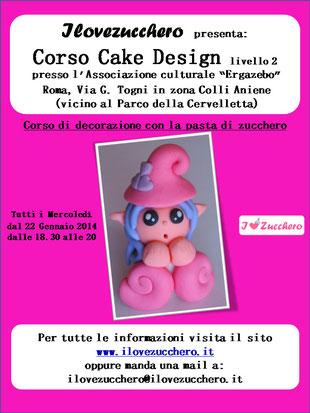 Corso Cake Design Roma Groupalia : Corso Cake Design livello 2 Colli Aniene - Ilovezucchero ...