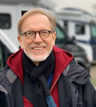 Peer Hirschbühl Inhaber von Hirschbühl Caravan Rental