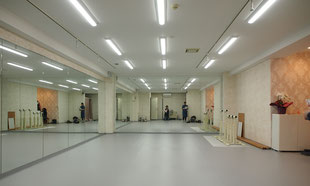 バレエスタジオリフォーム