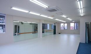バレエスタジオ
