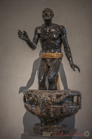 Vieux pêcheur, dit Sénèque mourant, Salle du Manège, Musée du Louvre