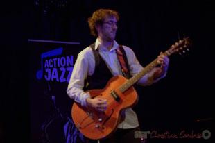 Charlie DUFAU, guitare