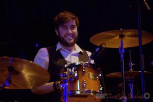 Julien LAVIE, batterie