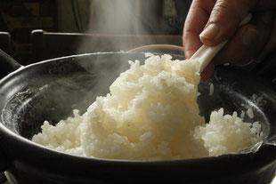 温たなべ ぬくたなべ 土鍋 お米 無水調理 遠赤効果 おしゃれ 高級炊飯器 焦げ付かない おこげ