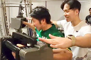 パワーブロック(ダンベル)|京都のパーソナルトレーニング「ファーストクラストレーナーズ」
