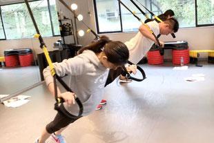 TRX|京都のパーソナルトレーニング「ファーストクラストレーナーズ」