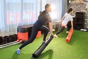 ViPR|京都のパーソナルトレーニング「ファーストクラストレーナーズ」