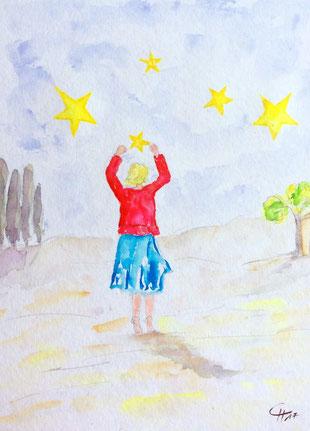 Greif nach den Sternen ChristinaBecker©www.lebeundlache.ch