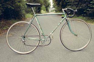 Diamant Sportrad 35-208 Baujahr 1957 Umbau