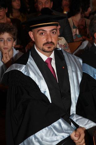 Dr. Guerrino PERNA Rectore accademie della Serenissima accademia di san Giuseppe Moscati