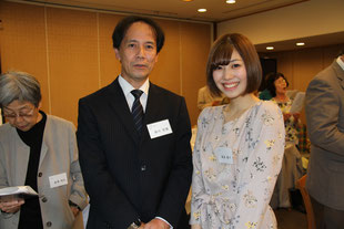 恩師 西川先生が駆けつけてくれました