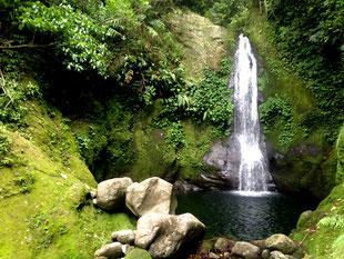 Hiking, trekking, volcano, falls,  island, Nypa Style Resort, Camiguin, Philippines