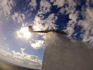 Mal Mitfliegen oder sogar selber fliegen lernen?