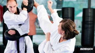Karate Friedrichshafen Bodensee trainieren