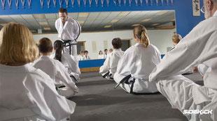 Karate Friedrichshafen Bodensee für Anfänger und Profis