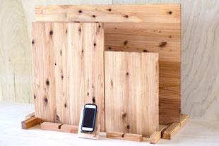 鳥取県産杉仕切り板