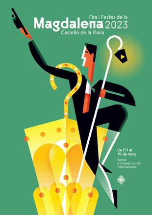 Fira i Festes de la Magdalena en Castellón de la Plana