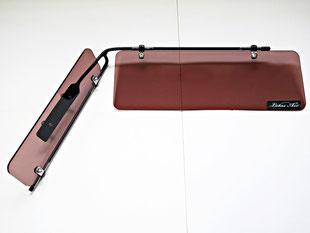 ロータス・ヨーロッパ専用サンバイザー(左右セット)