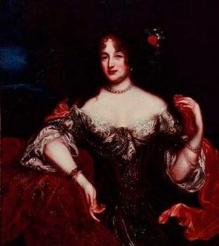 プラーテン伯爵夫人クララ・エリーザベト画像