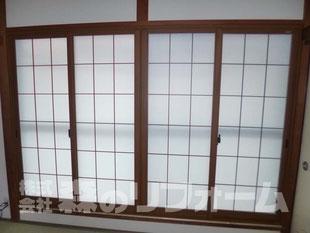 松戸市 和室用内窓設置リフォーム