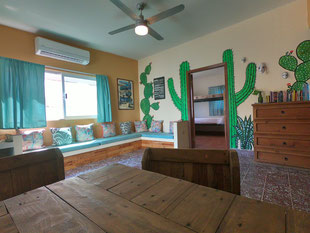Baja Backpackers Hostal en La Paz