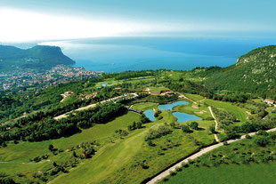 Golfreise Italien Golfpaket Golf  Ferien Gardasee