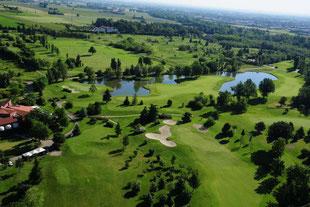 Golfreise Italien Golfpaket Golf  Ferien Modena Green-Fees