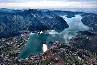 Golfreise Italien Golfpaket Golf Iseo Gardasee Ferien