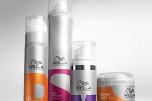 Stylingprodukte von Wella Professionals