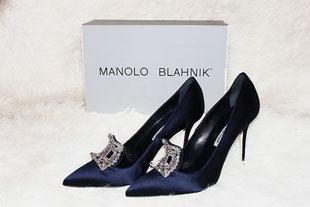 Manolo Blahnik, Meine neue Liebe