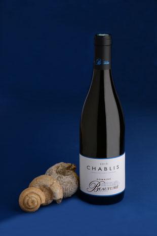 Les vins Domaine Beaufumé vins de Chablis