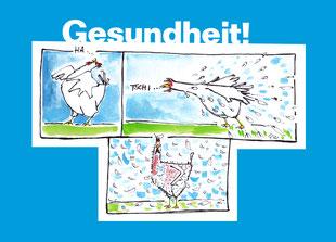 021 - Gesundheit!