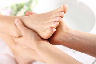 Fußpflege aus dem Fußpflegestudio M. König