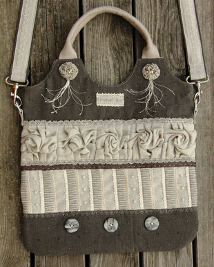 Madame Marie, Aus meinem Atelier, Taschen, Alma aus der Kreation Madame Marie