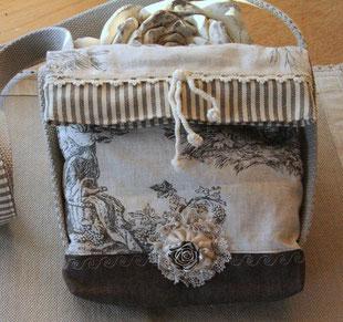 Madame Marie, Aus meinem Atelier, Taschen, kleines romantisches Täcschli