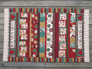 Madame Marie, Aus meinem Atelier, Quilts, American Christmas