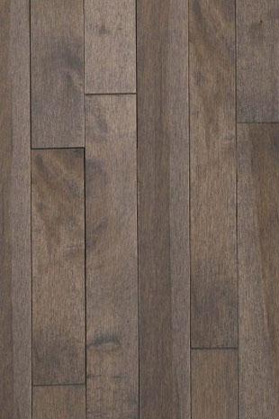Lauzon hardwood flooring maple smoky grey