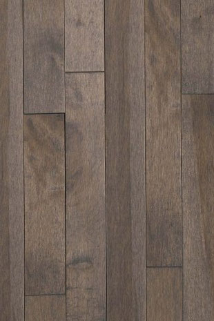 Lauzon hardwood flooring maple smoky grey