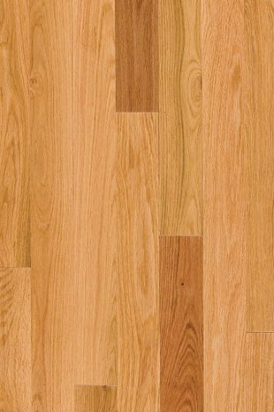 Lauzon hardwood flooring red oak natural