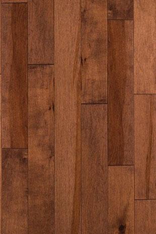 Lauzon hardwood flooring maple chai tea