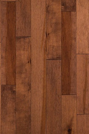 Lauzon hardwood flooring maple chai tea