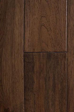 "Global Alliance hand scraped engineered hardwood flooring Hickory ""Munich"""