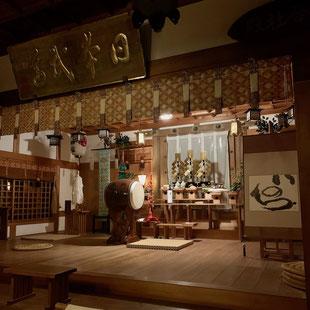 加佐登神社:白鳥塚古墳