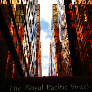 The Royal Pacific Hotel Hong kong