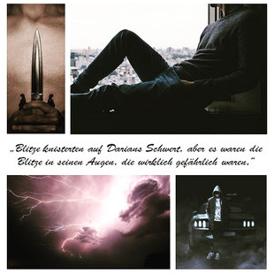 Darian, Seelen-Saga, Marie Rapp, Seele aus Donner, Seele aus Feuer, Seele aus Eis, Seele aus Licht