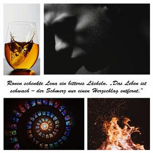 Ronen, Seelen-Saga, Marie Rapp, Seele aus Donner, Seele aus Feuer, Seele aus Eis, Seele aus Licht