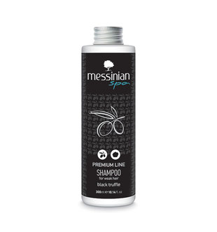 Messinian Spa Shampoo Premium line black truffle