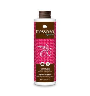 Messinian Spa Shampoo Pomegranate Grape