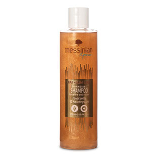 "Messinian Spa Shampoo ""Royal Jelly & Helichrysum"" 300ml"